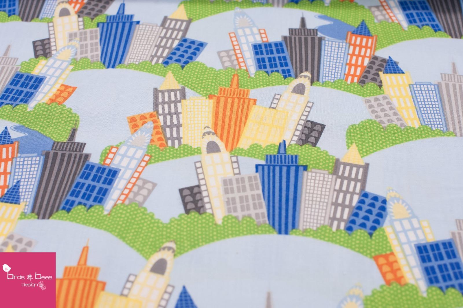 BIG CITY FRIENDS Häuser by wilmingtonprints