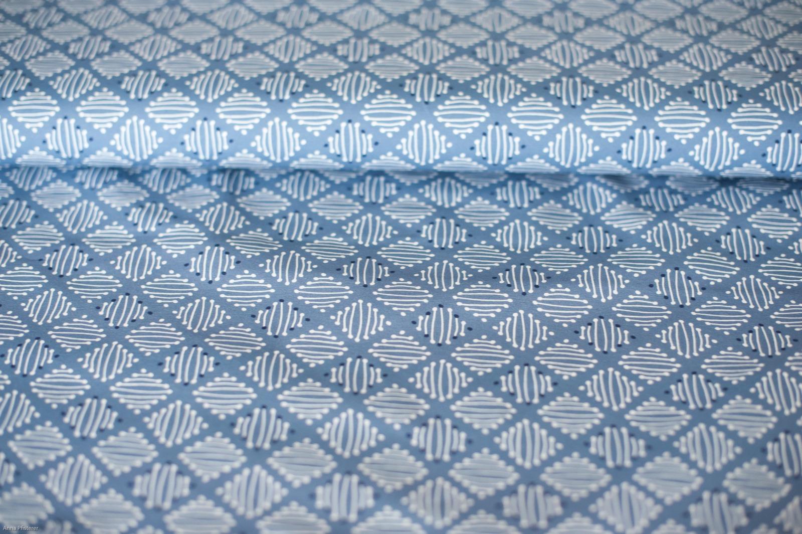 LA SEBE BW-Jersey blau-weiß 4