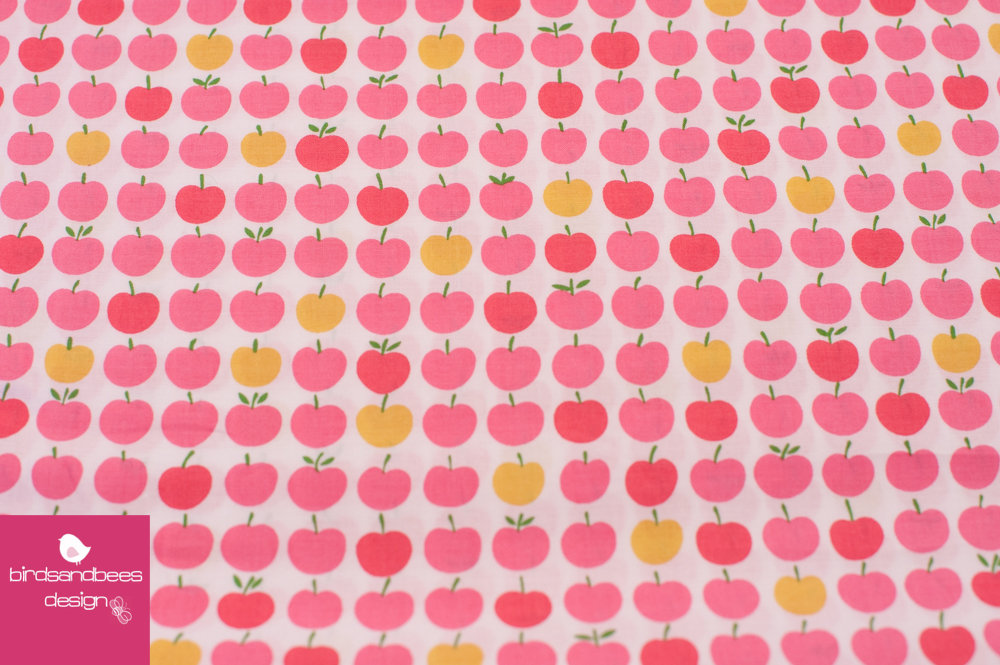 LONDON CALLING Apple rosa