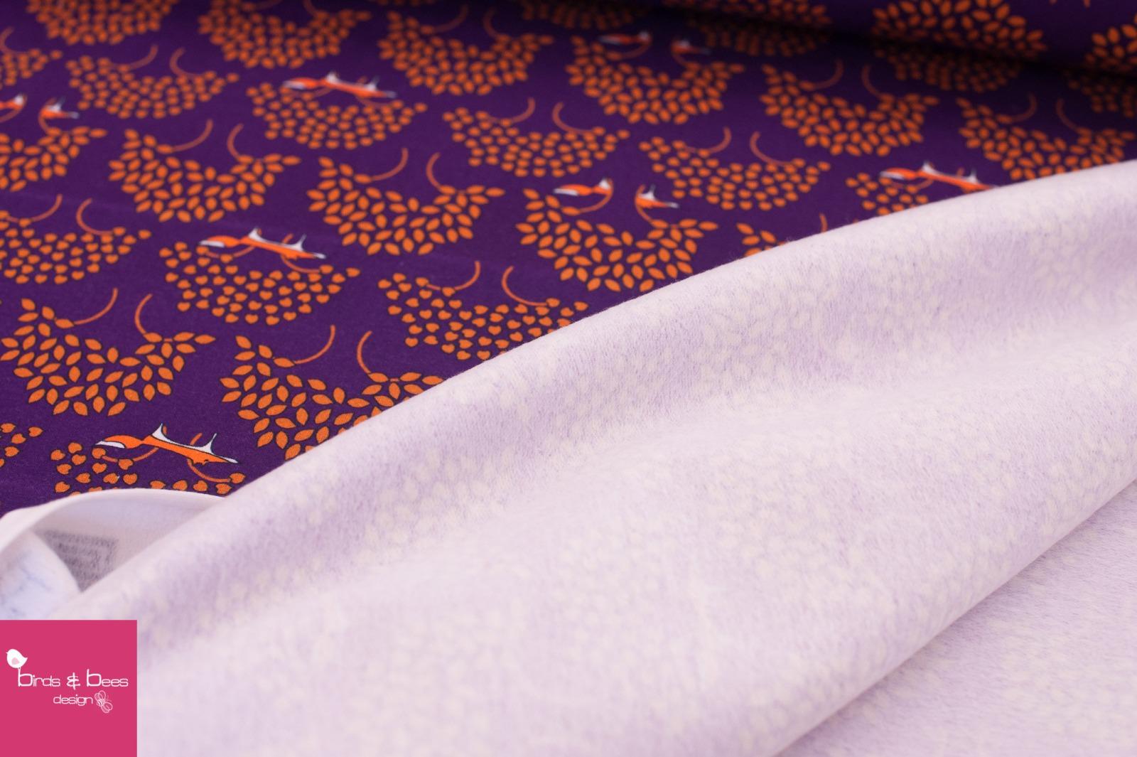 FOX TRAIL Sweat violett 2