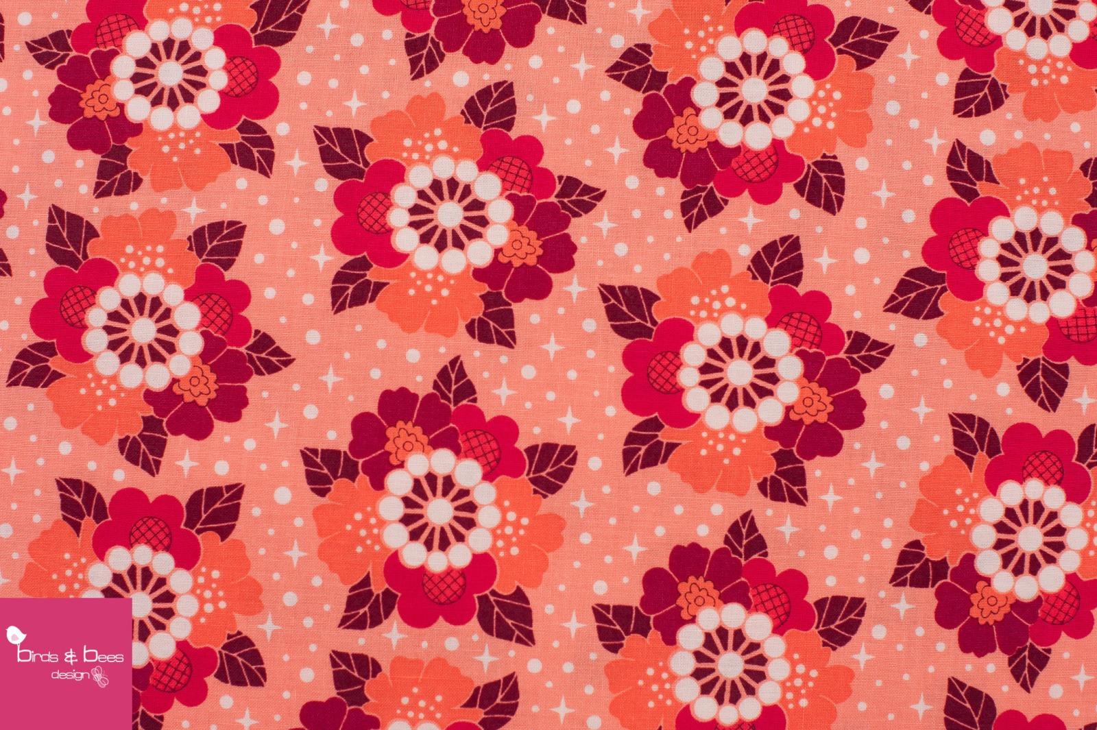 RHODA RUTH flowers red