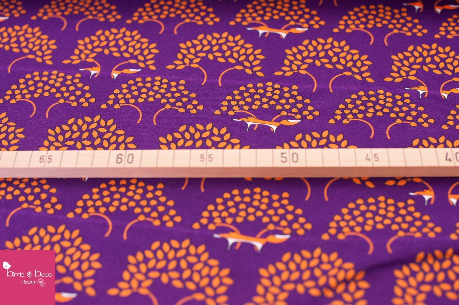 FOX TRAIL Sweat violett