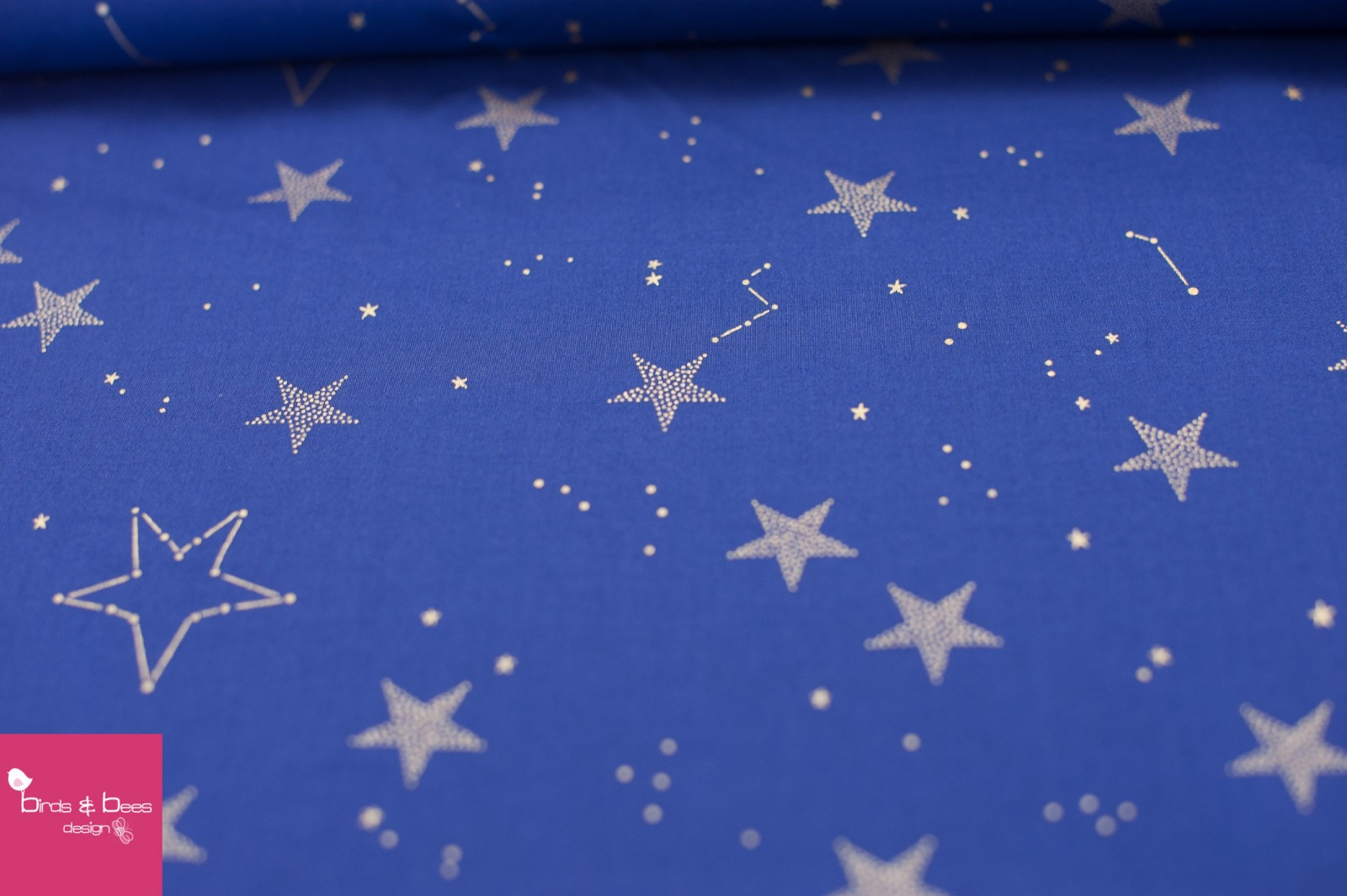 MAGIC lucky stars navy by Sarah