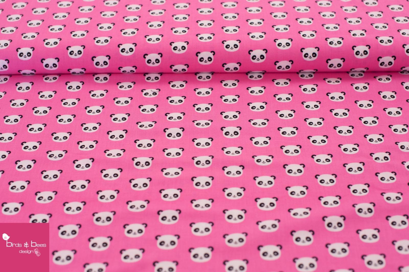 URBAN ZOOLOGIE MINIS panda pink