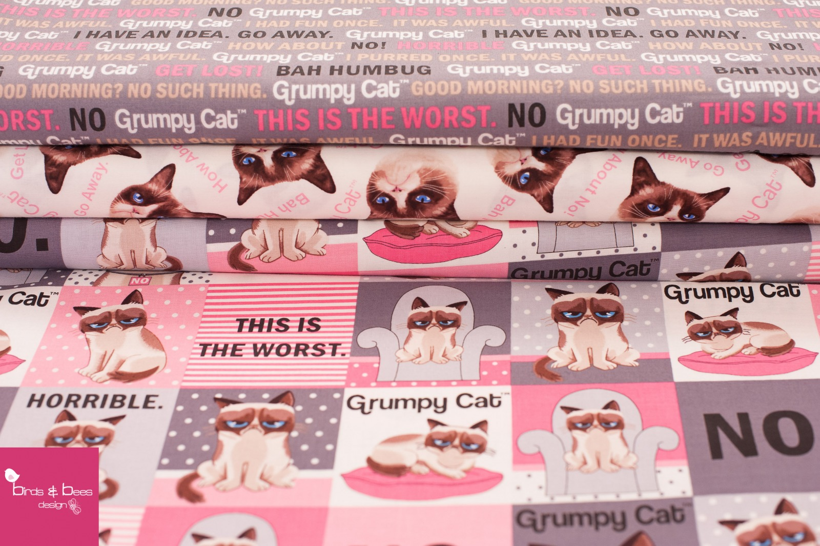 GRUMPY CAT words 2