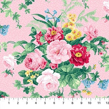 Julias Garden roses rosa