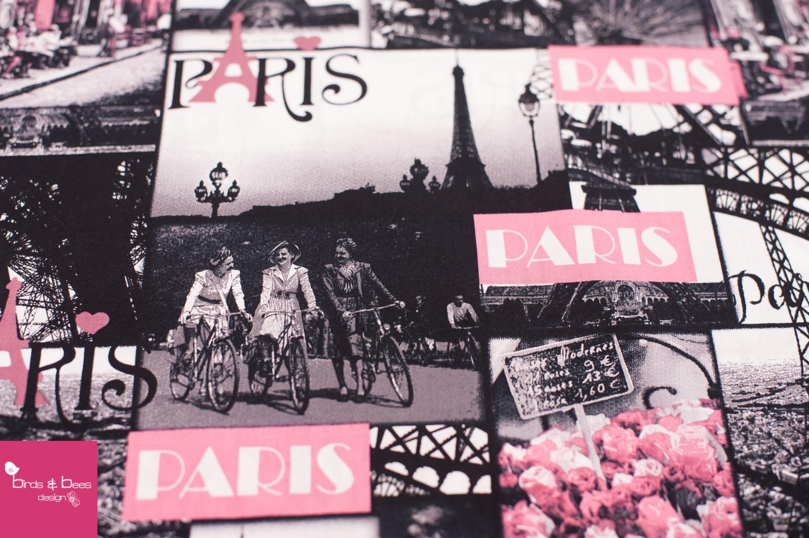 PARIS Impressionen BW Druck 2