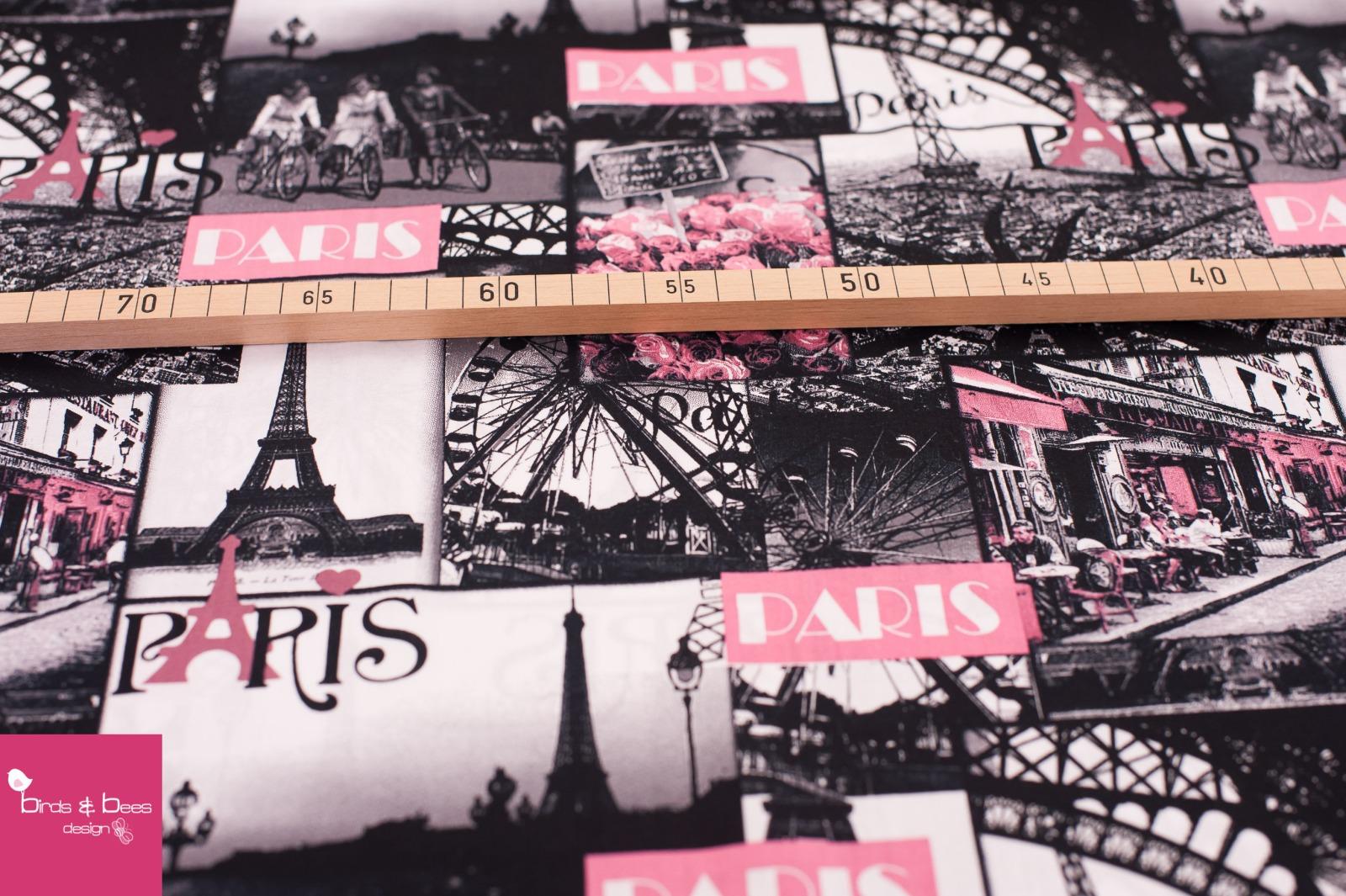 PARIS Impressionen BW Druck 3