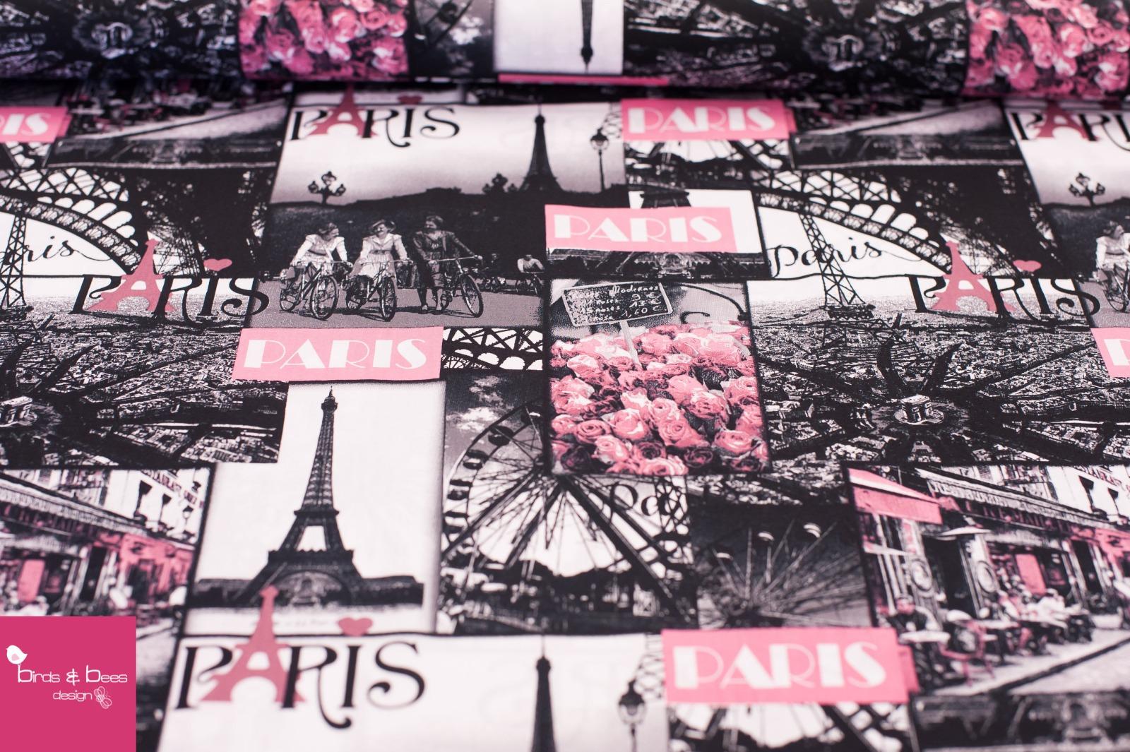 PARIS Impressionen BW Druck 4