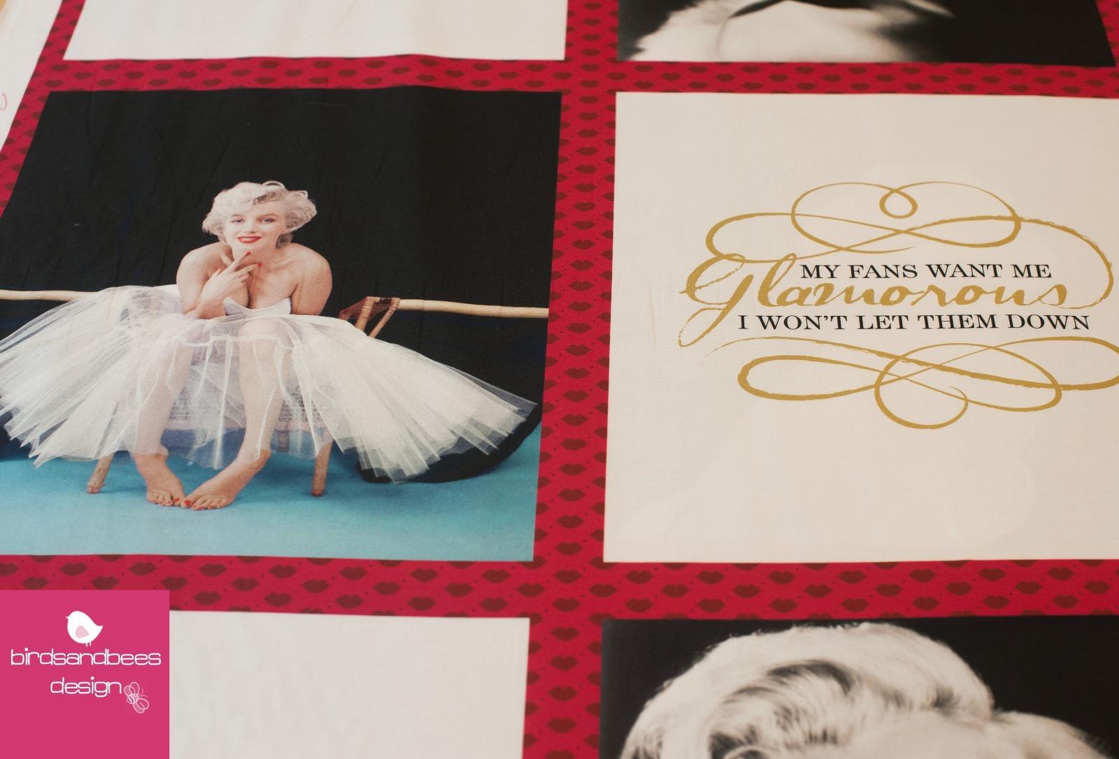 Marilyn Monroe Panel 4