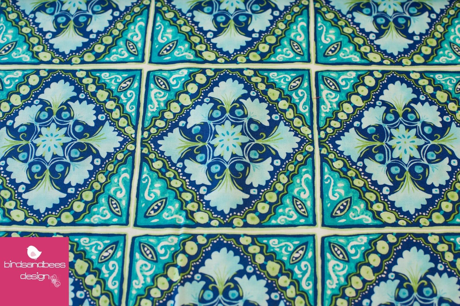 Turkish Tile ozean Michael Miller