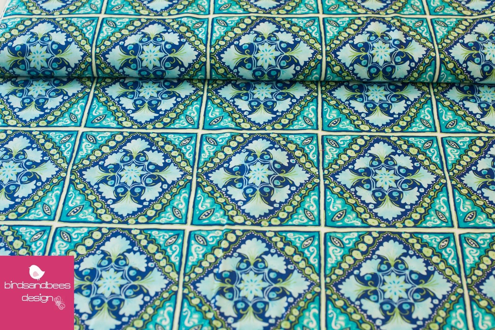 Turkish Tile ozean Michael Miller 2