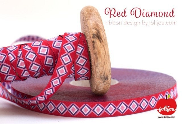 Webband Red Diamond