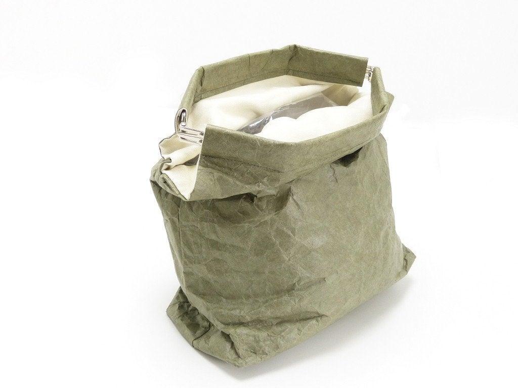 Synthetisches Papier braun 3