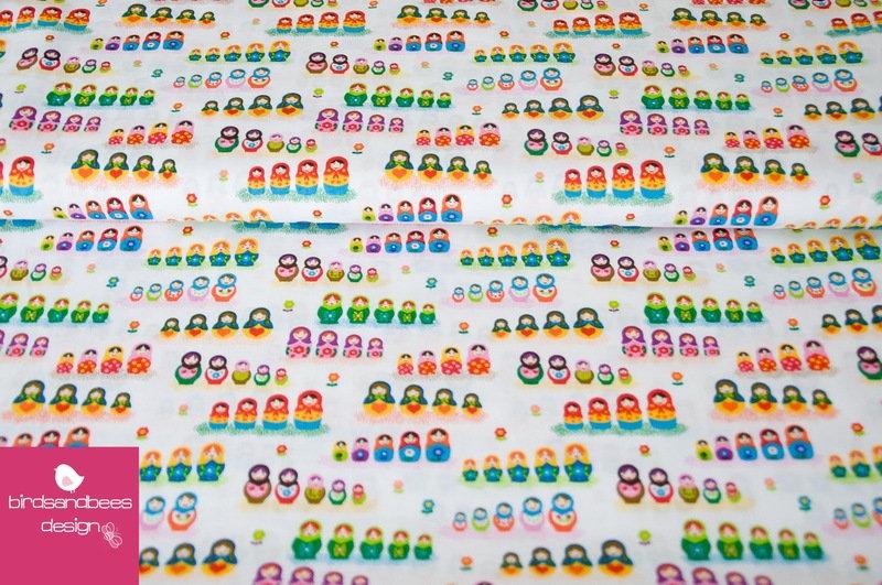 Timeless Treasures Mini Russian Nesting Dolls