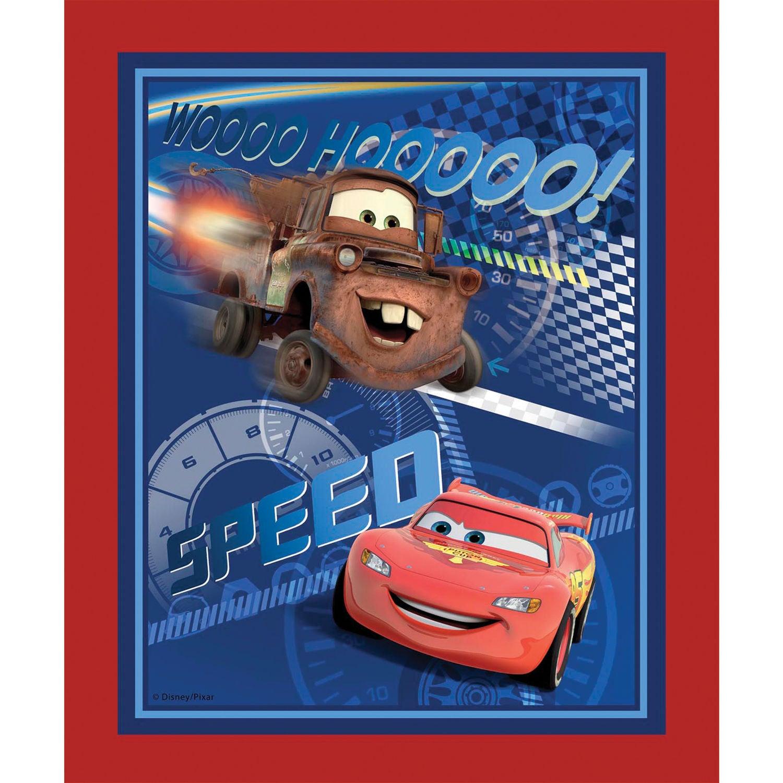 Disney CARS Speed racing PANEL