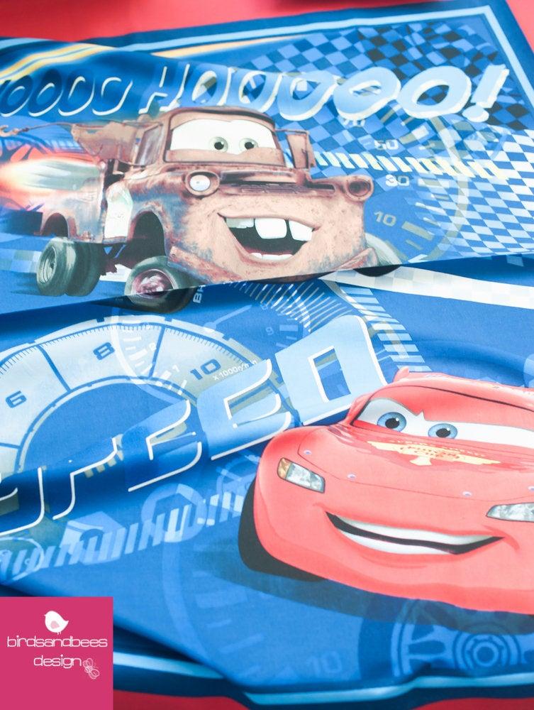 Disney CARS Speed racing PANEL 2