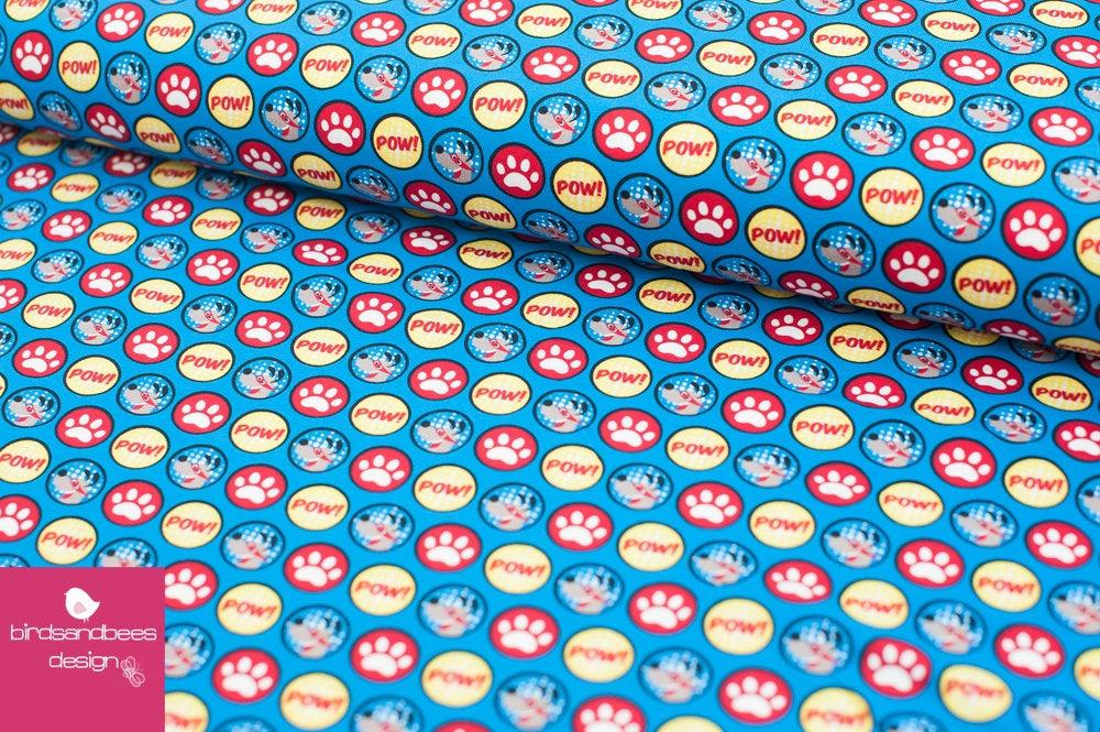 SUPERDOG Pfoten BW-Jersey von hilco 3