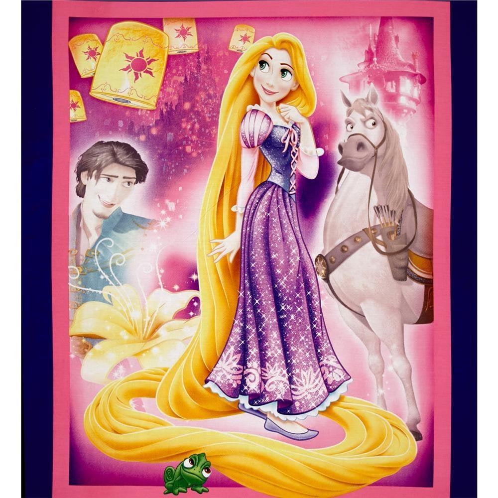 Disney RAPUNZEL PANEL