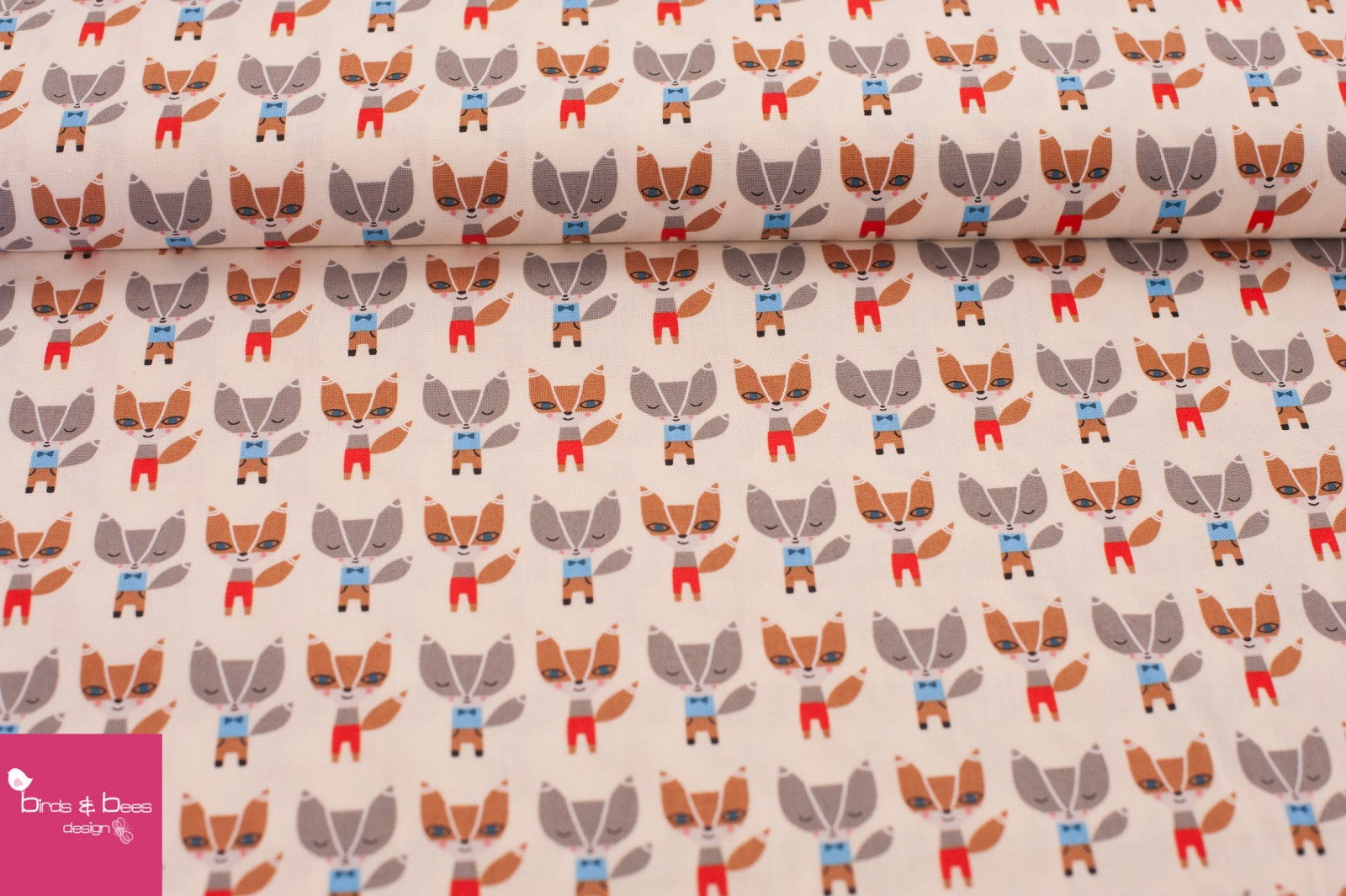 SUZYS MINIS fox creme by Robert