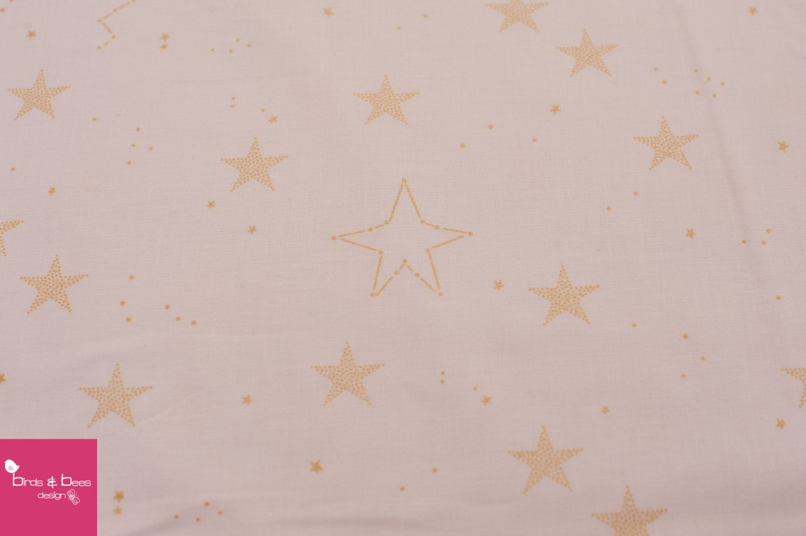 MAGIC lucky stars white by Sarah