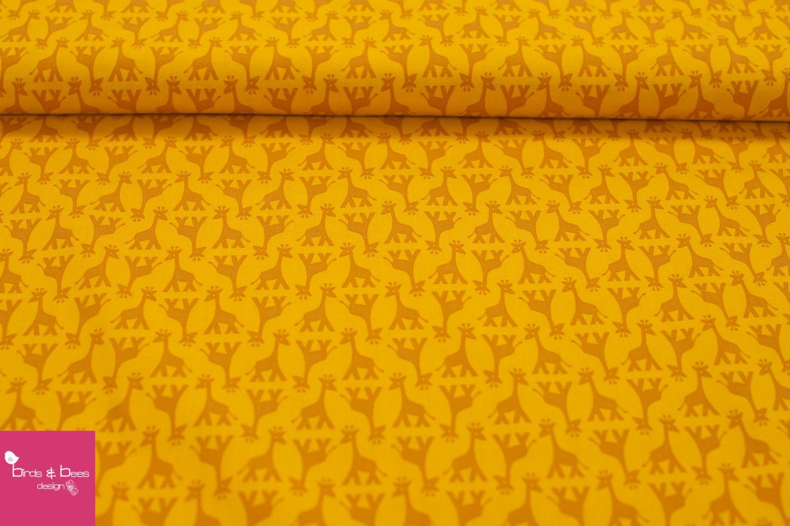 RHODA RUTH Giraffe Senf 2