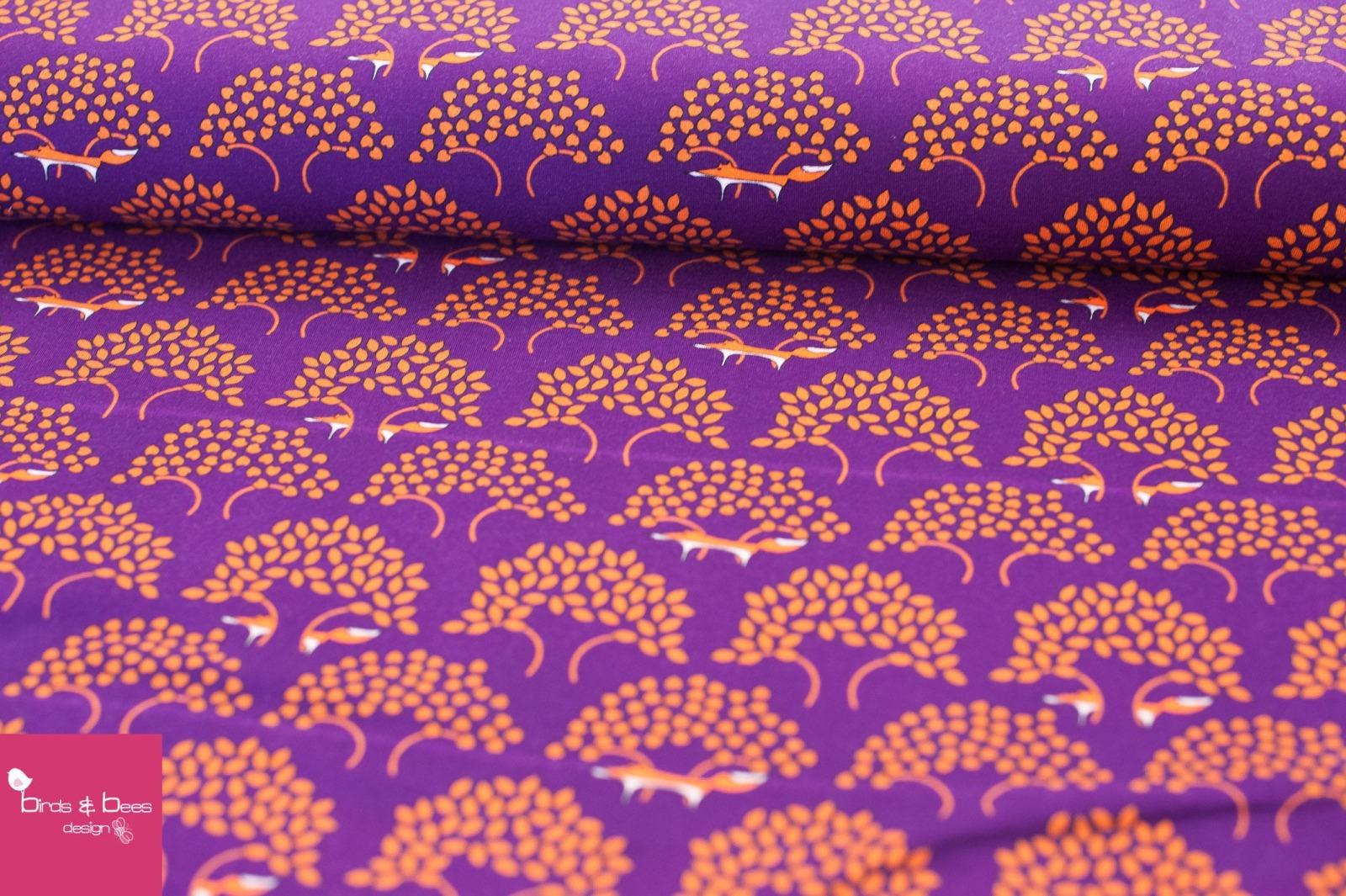 FOX TRAIL Sweat violett 3