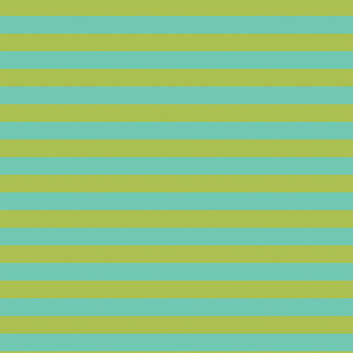TABBY ROADtent stripe clear skies by