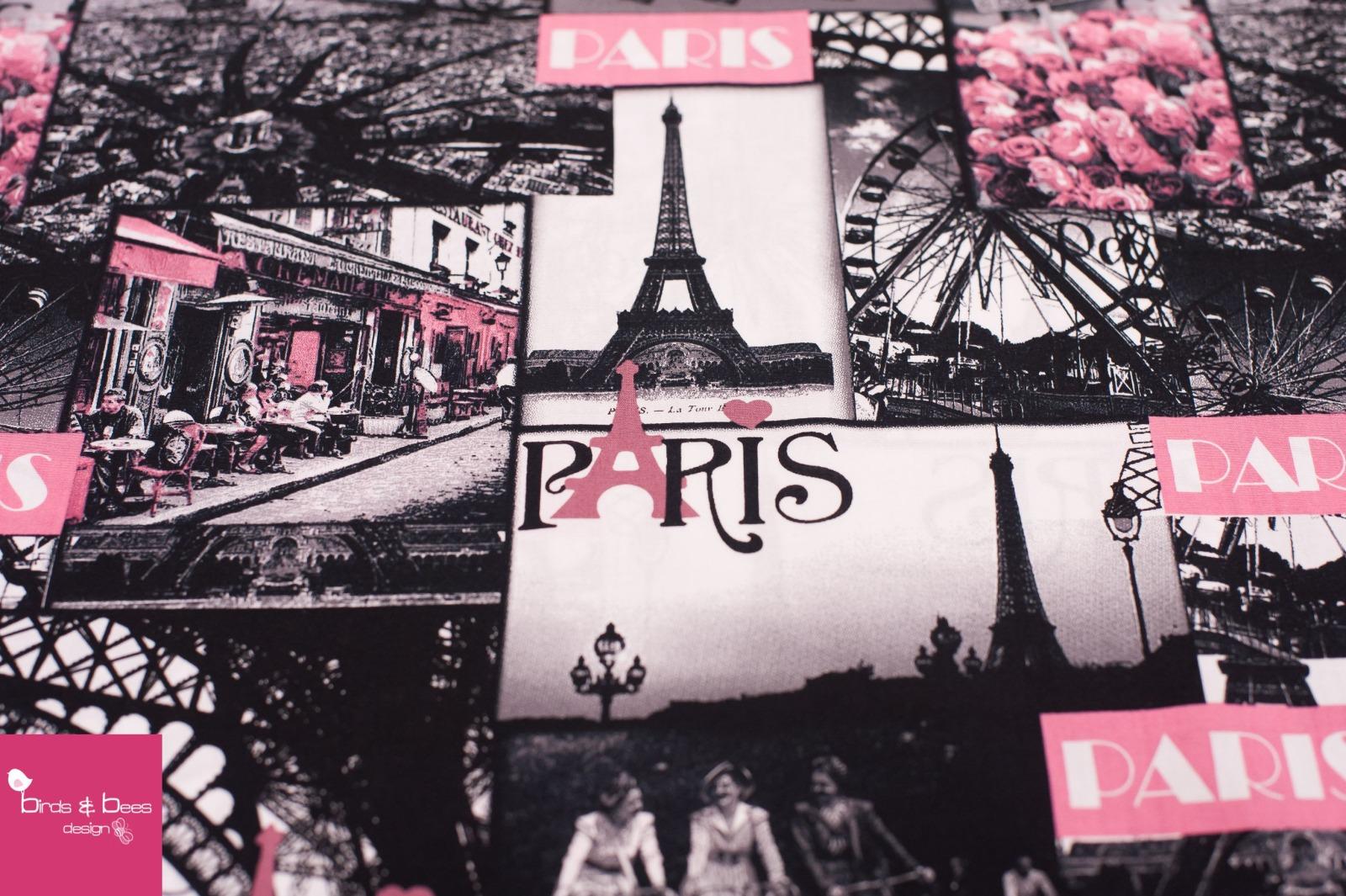 PARIS Impressionen BW Druck