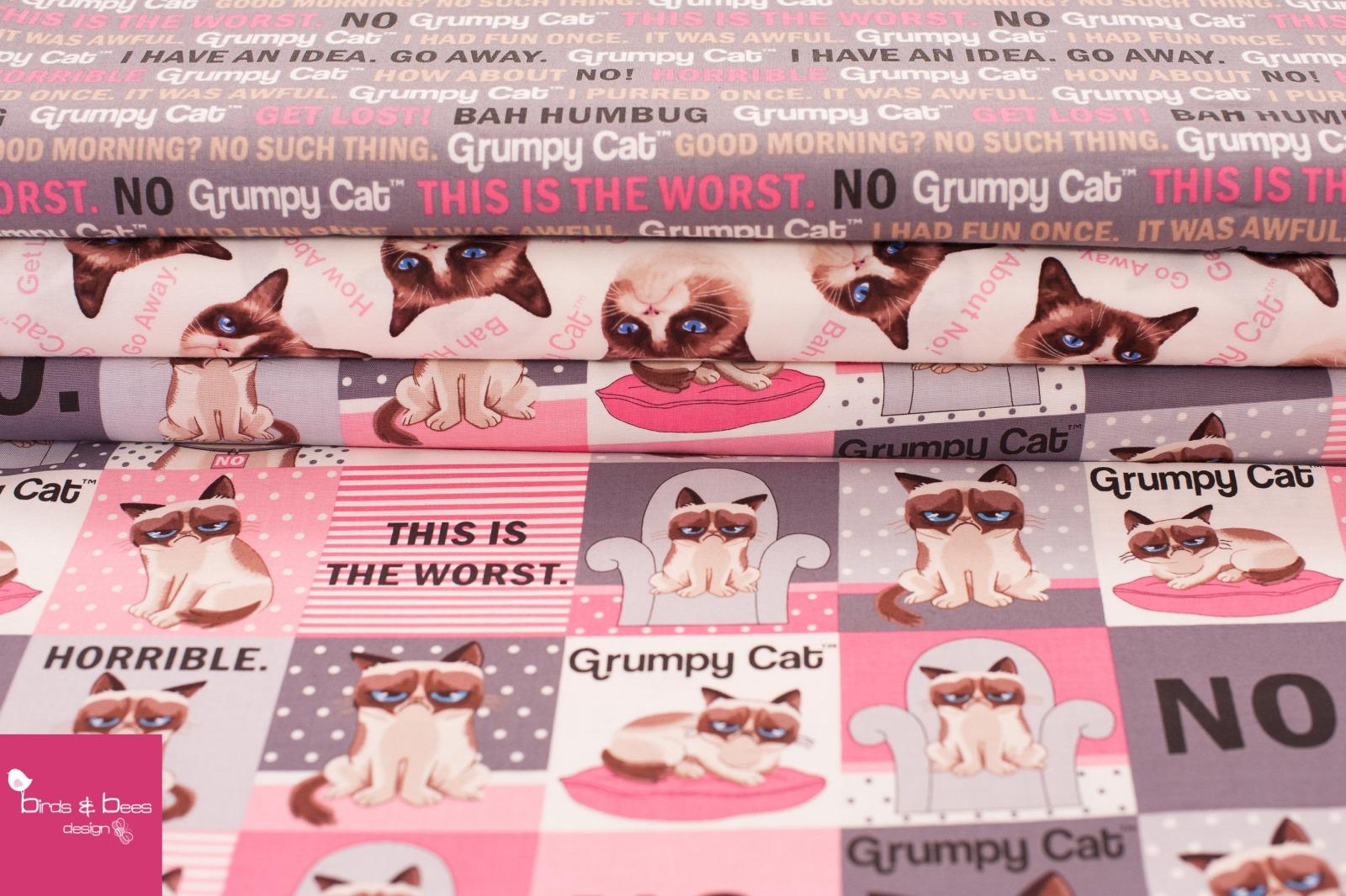 GRUMPY CAT cat beige 4