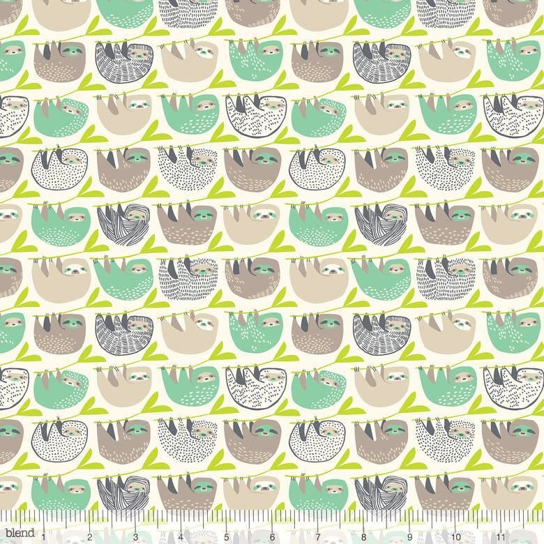 rainforest slumber by blend fabrics 2