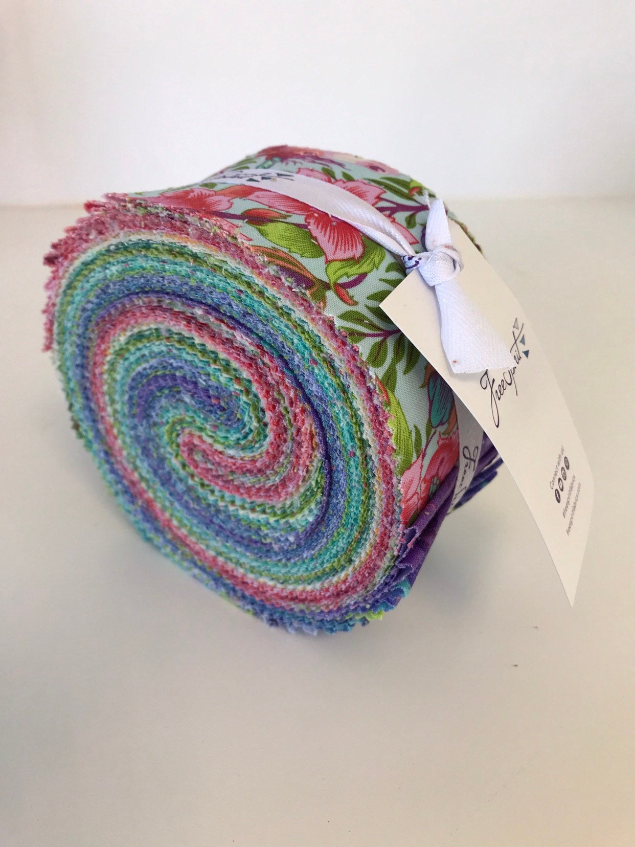 Pinkerville by Tula Pink Jelly Roll