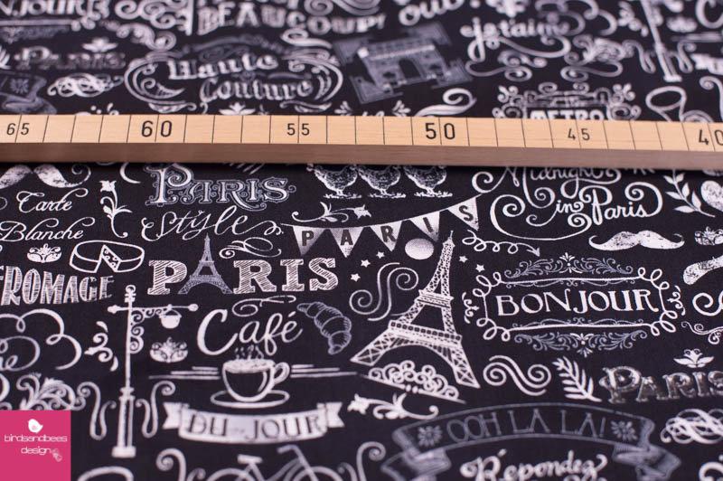 Paris Chalkboard