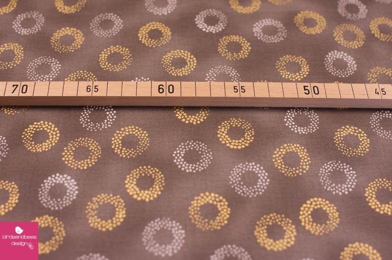 SPARKLE taupe by Robert Kaufman 2
