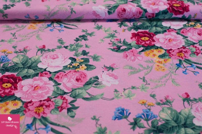 Julias Garden roses rosa 3