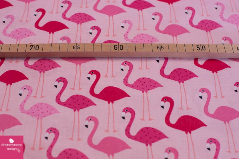 URBAN ZOOLOGIE flamingo pink 2