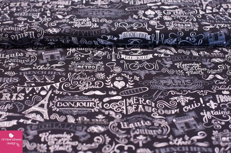 Paris Chalkboard 2