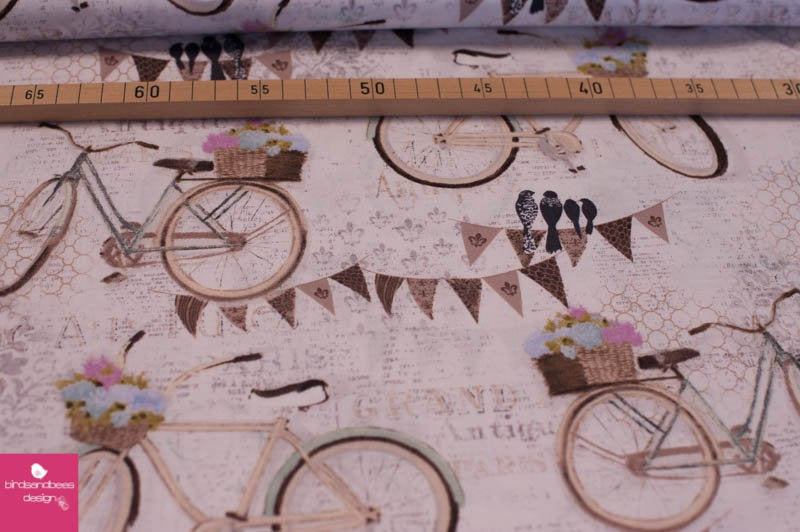 FRENCH FLEA MARKET bicycle by David