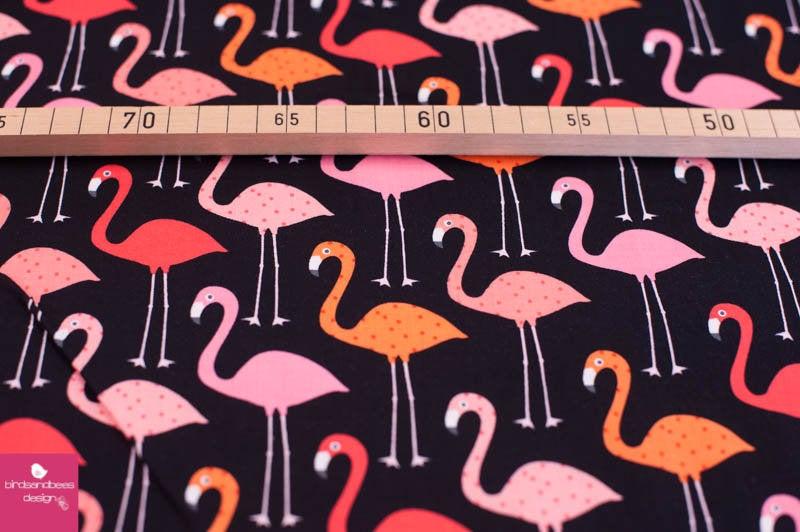 URBAN ZOOLOGIE flamingo black