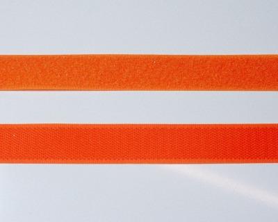 Klettband 1m 25mm - Orange -
