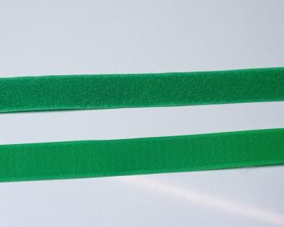 Klettband 1m 25mm - Grün -