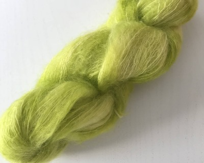 Kid Mohair Silk LEMON TREE