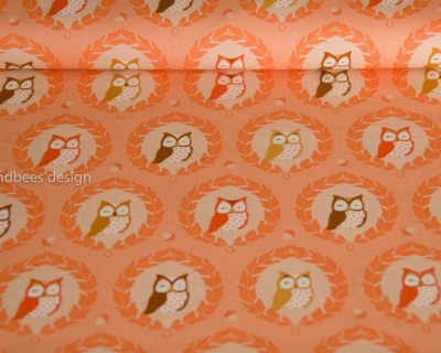 SWEET OWLIES orange