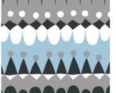 JUSSI gray/blue PAAPII DESIGN