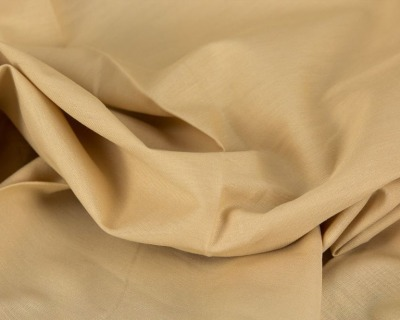 Baumwolle UNI beige