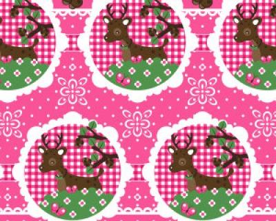 PINK MOLLy pink BW Jersey von