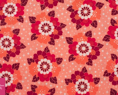RHODA RUTH flowers red