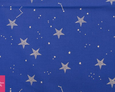 MAGIC lucky stars navy by Sarah