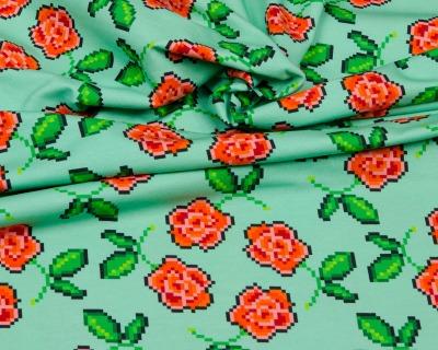 HHL 72ppi roses Jersey mint