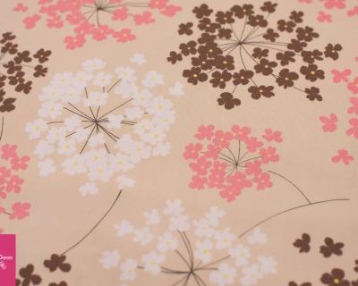 SEVENBERRY Blüten lachs